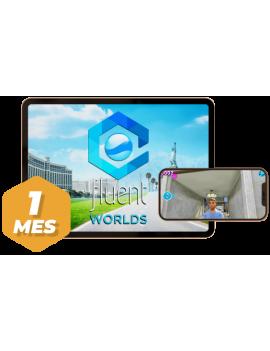 FluentWorlds plan mensual