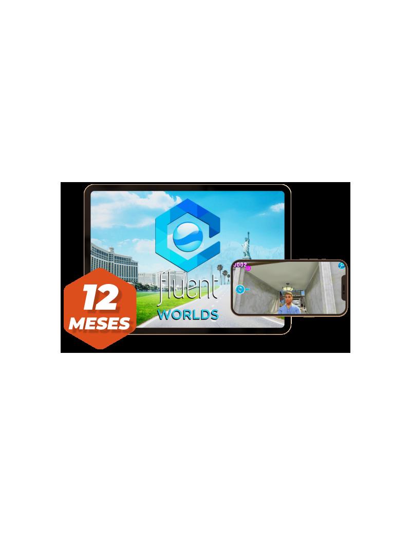 FluentWorlds plan anual
