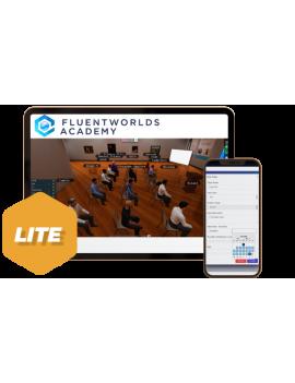 FluentWorlds Academy plan lite